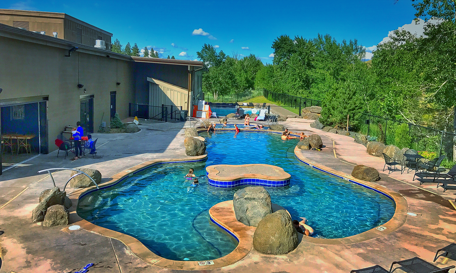 Broadwater Hot Springs & Pools & Spas - The Spring's Taproom